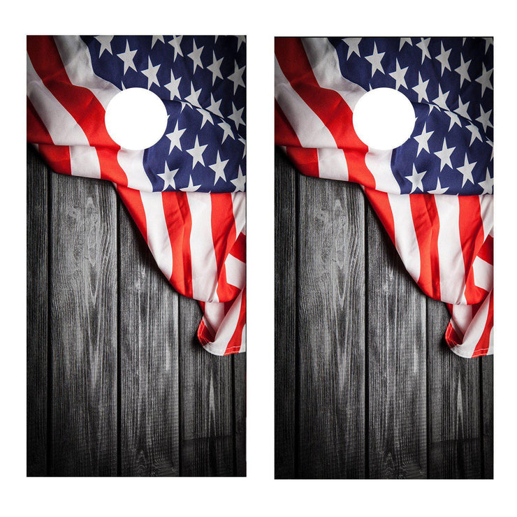 Flag Barn Siding boards