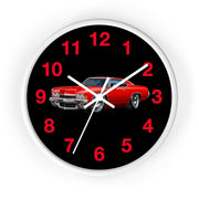 1972 Chevy Impala Wall clock