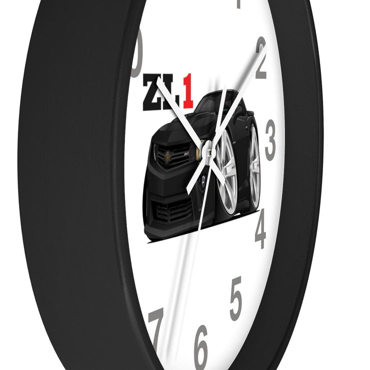 2013 Chevrolet Camaro Car Art Wall clock