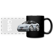 Ford Taurus SHO Car Art Full Color Panoramic Mug - black