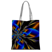 Abstract Classic Sublimation Tote Bag