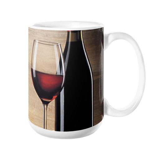 Wine Wine Wine Relax Coffee Mug - Let's Print Big