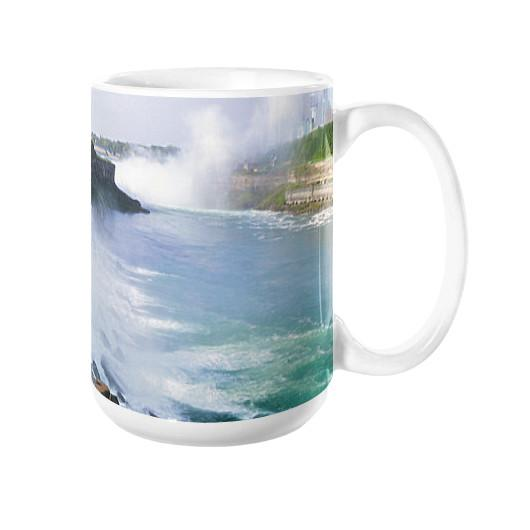 Niagara Falls Coffee Mug - Let's Print Big