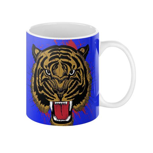 Tiger - For That Special Cougar Coffee Mug - Let's Print Big