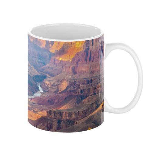 Grand Canyon Ceramic Mug - Let's Print Big