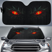 Dragon Eyes Red Sun Shades