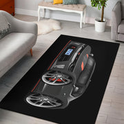2017 Chevrolet Camaro RS 50th Anniversary Edition Car Art Area Rug