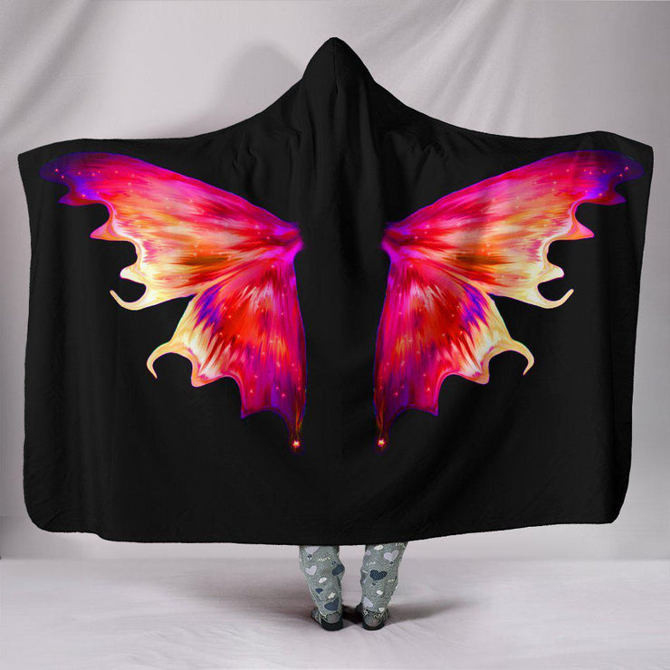 Vibrant Fairy Wings