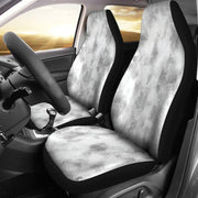 Chameleon Snow Camo Designed Seat Covers