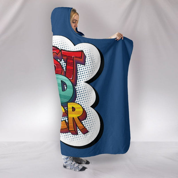 best dad blanket ever side view