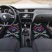 Taos Morning and Midnight Front And Back Car Mats (Set Of 4)