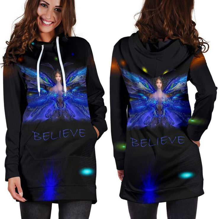 Fairy Magic Hoodie Dress