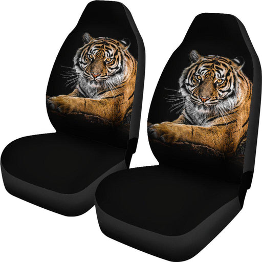 Tiger Design Seat Covers