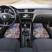 US Army Floor Mats Front Set of 2