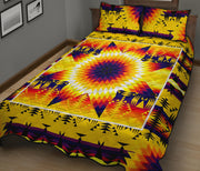 Electric Powwow Star Quilt Set
