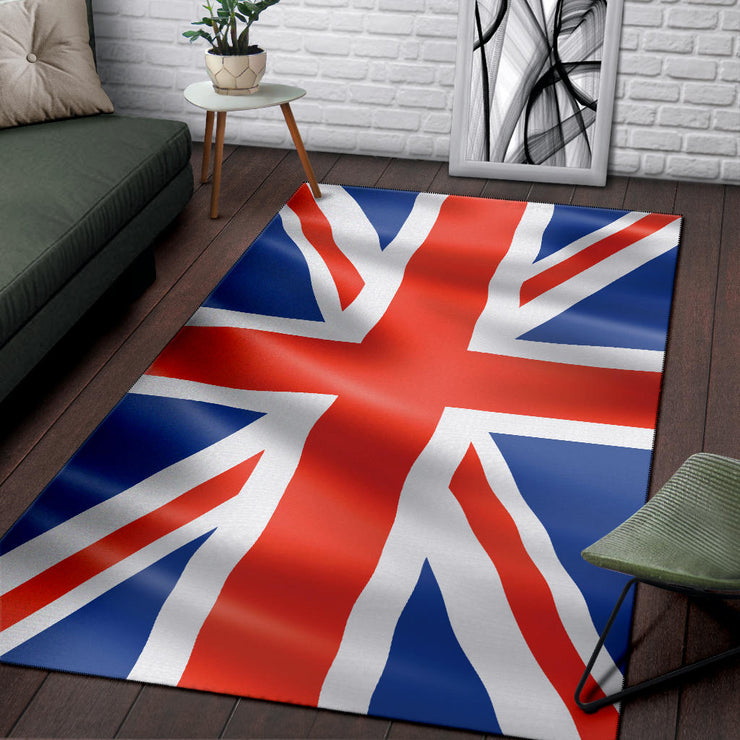 British Flag Area Rug