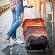 Ocean Sunset Luggage Covers