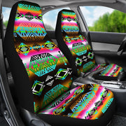 Trade Route North Set of 2 Car Seat Covers