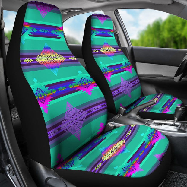 Plateau Riverrun Set of 2 Car Seat Covers
