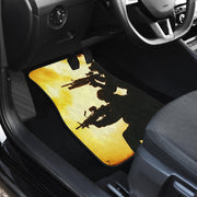 Fire Fight Floor Mats Front Set Only