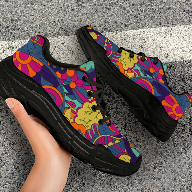 Funky Chunky Sneakers