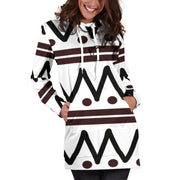 erinn miss d hoodie dress