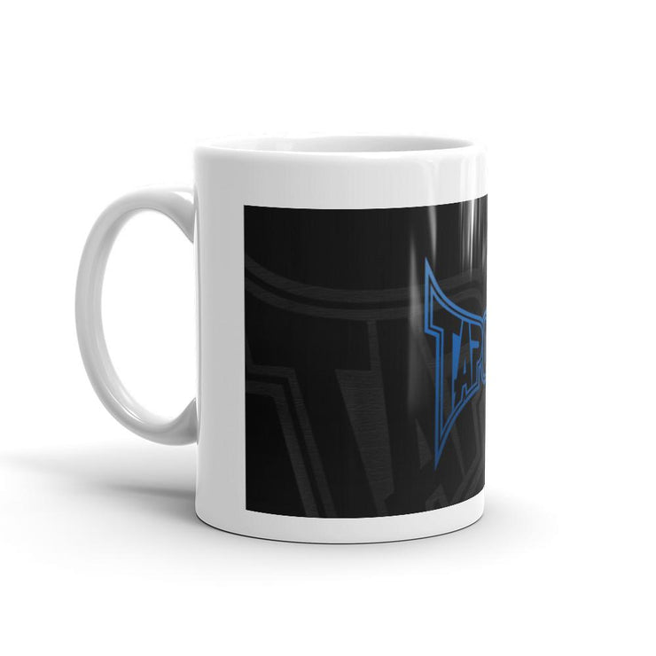 Tapout Blue Mug - Let's Print Big