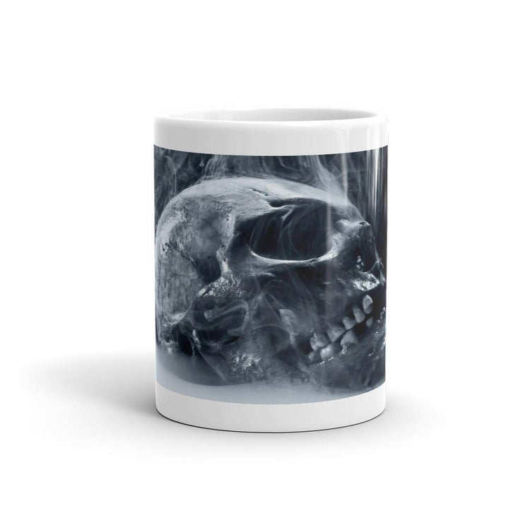 Skull n Smoke Mug - Let's Print Big