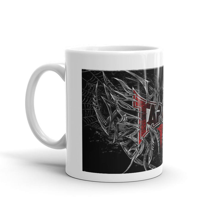 Tapout Metal Web Mug - Let's Print Big