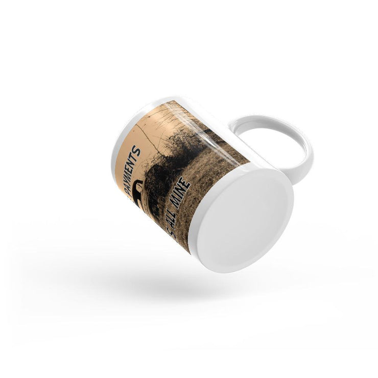 47 More Payments Mug - Let's Print Big