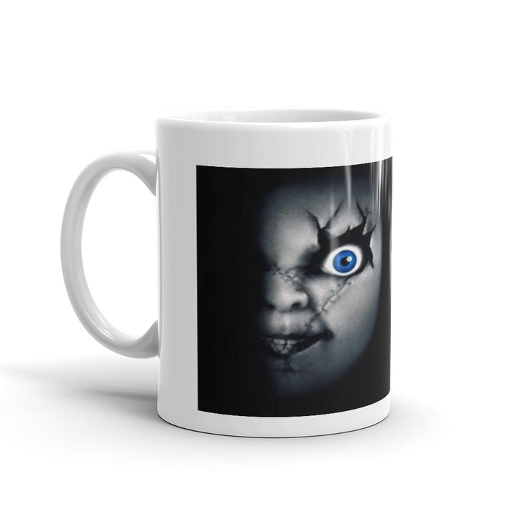 Scary Faces / Chucky Mug - Let's Print Big