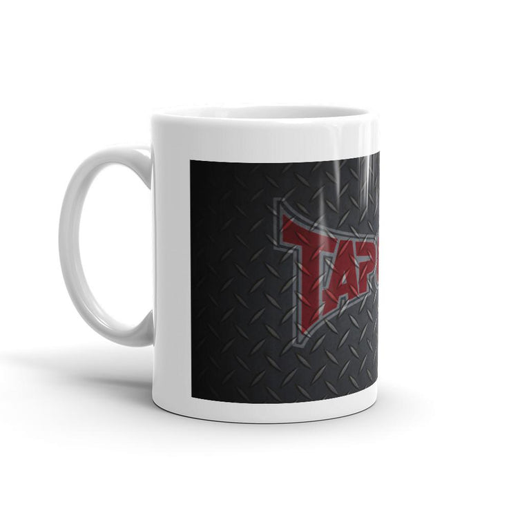 Tapout Red Coffee Mug Ultimate Fighting - Let's Print Big