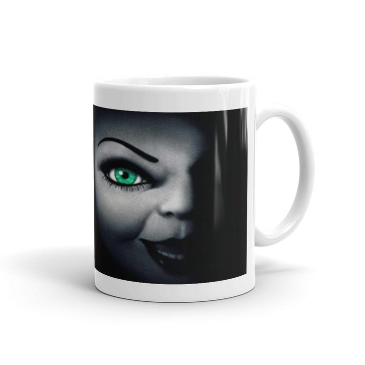 Chucky and Bride Movie Mug - Let's Print Big