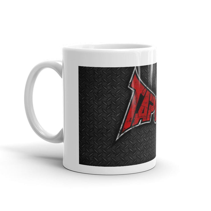Tapout Red Mug - Let's Print Big