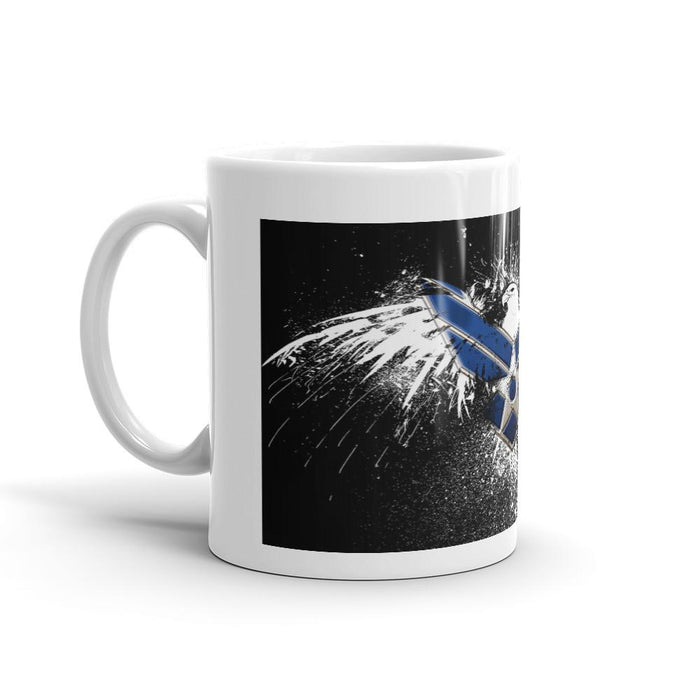 Air Force Eagle Mug - Let's Print Big