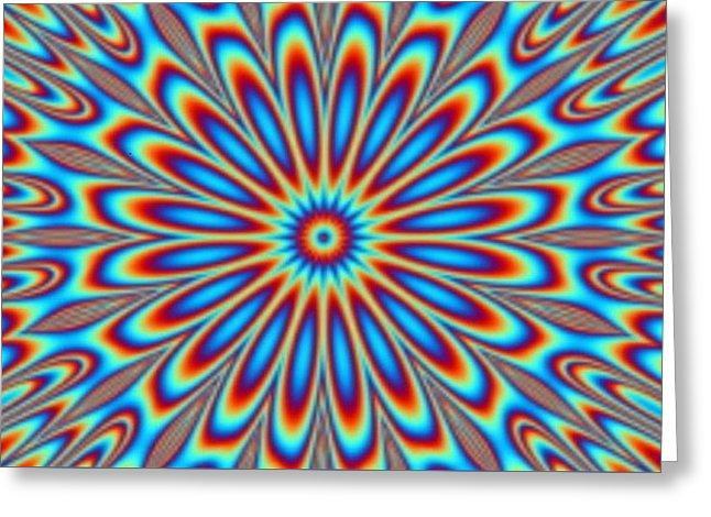 Optical Illusion Image 1 - Greeting Card