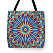 Optical Illusion Image 1 - Tote Bag