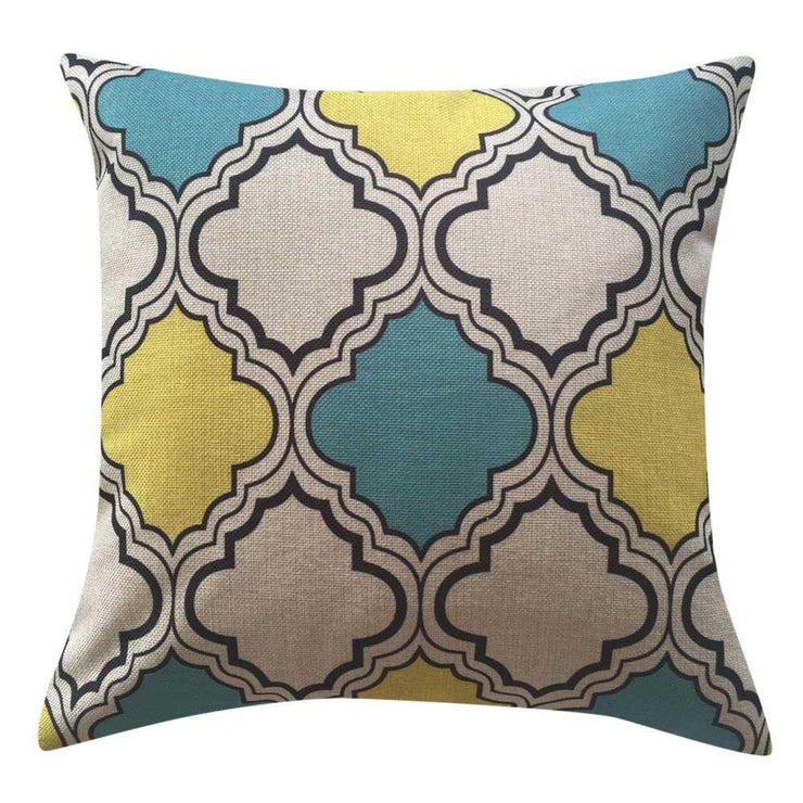 Decorative throw pillows Cover case vintage - Let's Print Big