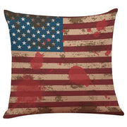 Pillow Cases vintage flag vintage - Let's Print Big