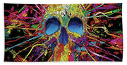 Sugar Skull - Beach Towel