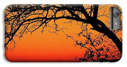 Tree Silhouette - Phone Case