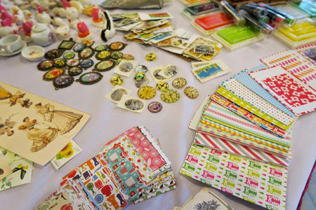 About Us: Bringing Scrapbook Paper Singapore