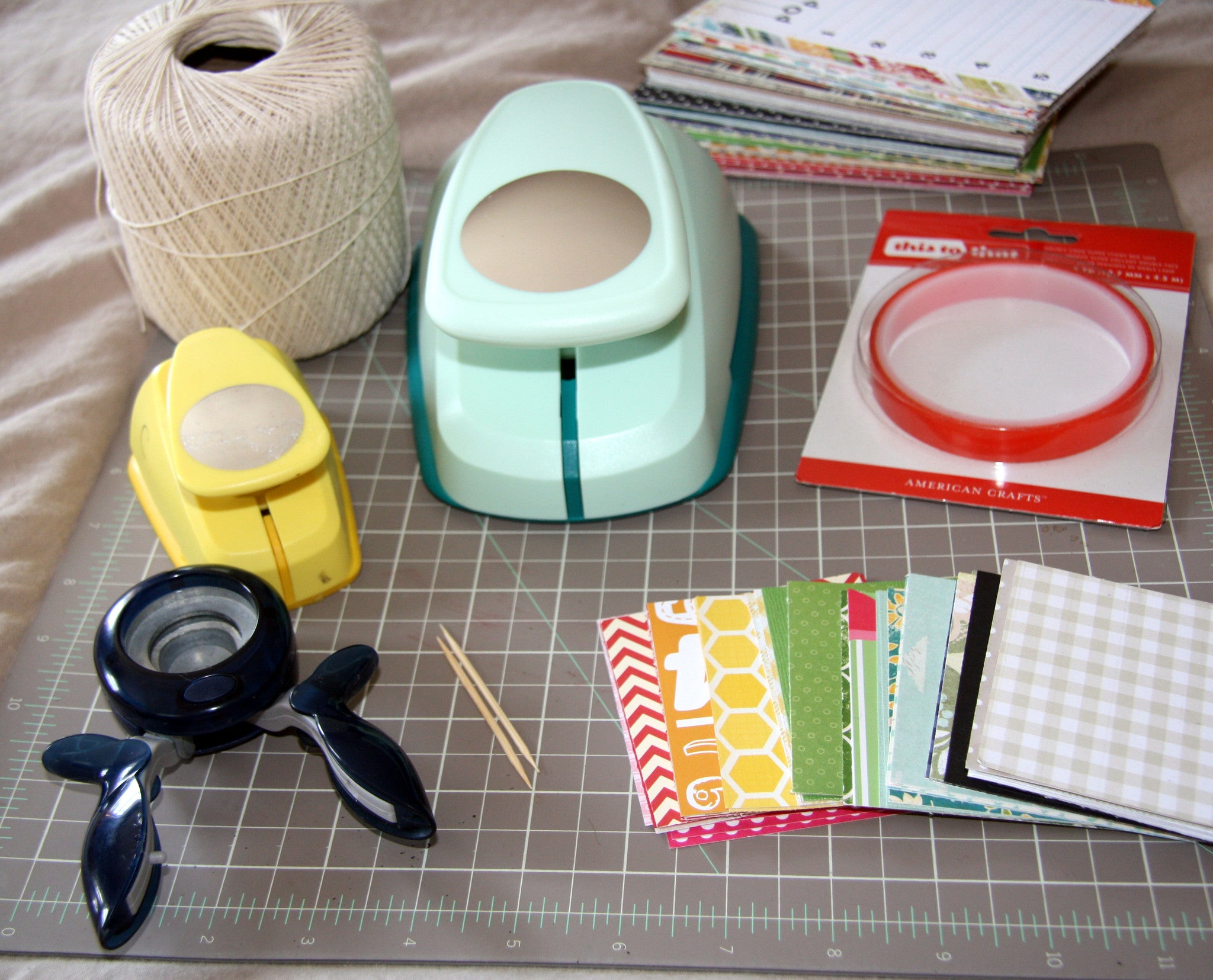 What to Buy for Your First Scrapbook