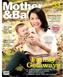 Mother & Baby – November 2012