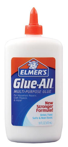 Elmers Glue-All Multipurpose Glue 16oz E1321 | Maple Treehouse