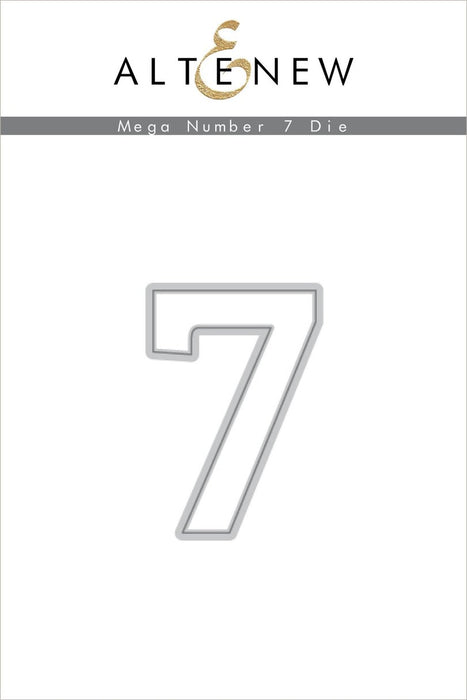 Altenew Die Mega Number 7