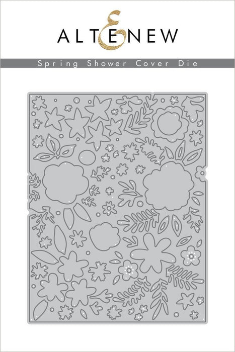 Altenew Die Spring Shower Cover