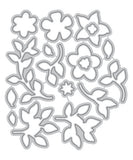 Altenew Die Cuts Doodle Blooms | Maple Treehouse