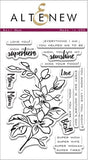"Altenew Photopolymer Clear Stamp 4"" x 6"" Best Mom FLO1031 