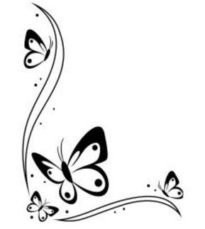 "Darice Embossing Folder 4.25"" x 5.75"" Butterflies EB12 107 